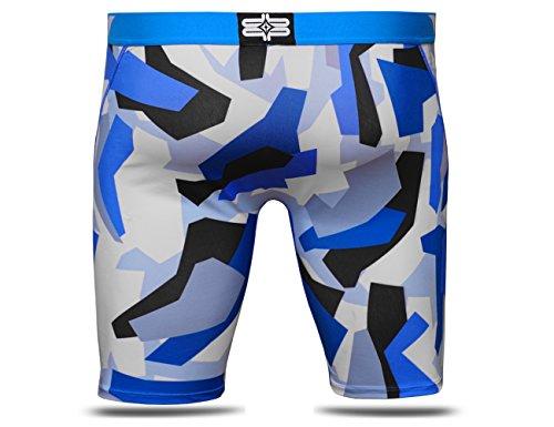 Pepp Underwear Herren Acitve Boxershort Camo