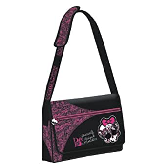 Monster High - Sac à bandoulière Be Yourself, Be Unique, Be a Monster
