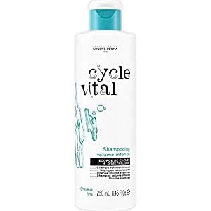 Cycle Vital - Shampooing - Volume Intense - Cheveux Fins - 250 ml