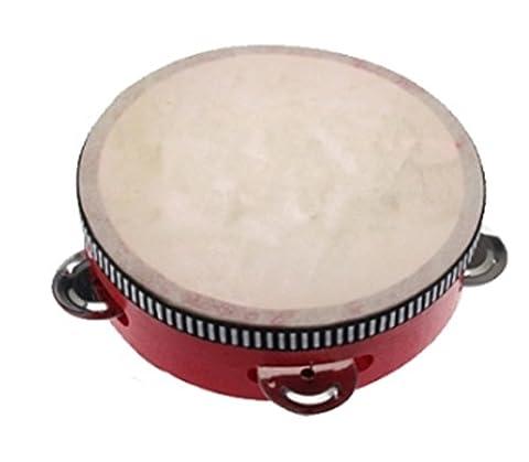 SaySure - Educational Red/Original Musical Tambourine Beat