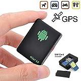 Jintes Inseguitore antifurto di Mini Durable Car GPS Tracker Tracking Locator Device Copriauto
