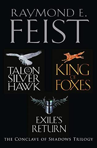 book cover of The Complete Conclave of Shadows Trilogy