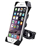 #8: Rhobos Adjustable Anti Vibration Motorcycle Bike Holder for iPhone 7 Plus, Oppo F5 Mobile