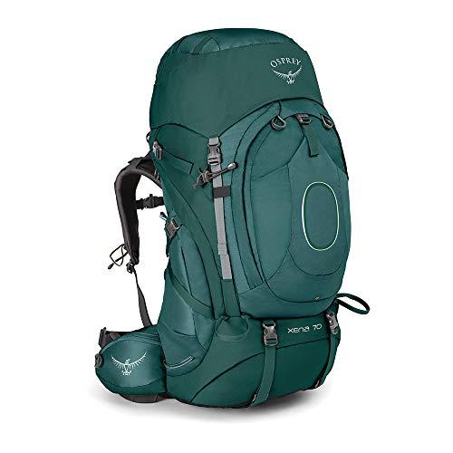 Osprey Xena 70 Trekkingrucksack für Frauen - Canopy Green (WM)