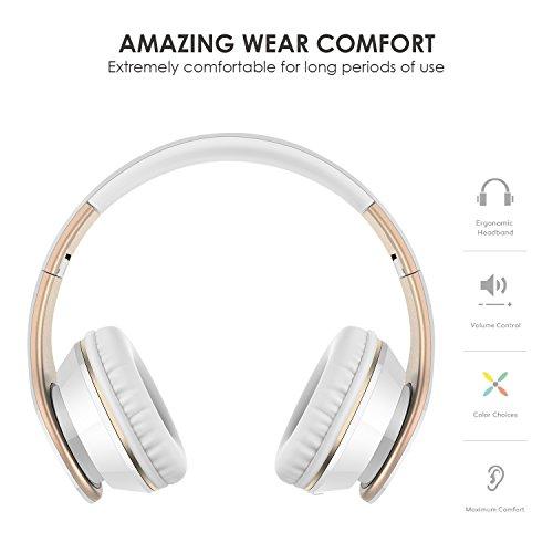 Sound-Intone-I65-Auriculares-de-la-msica-del-receptor-de-cabeza-auriculares-grandes-cancelacin-de-ruido-control-en-linea-del-volumen-del-micrfono-para-dispositivos-iPhone-y-Android-blanco-y-oro