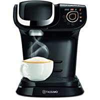 Bosch Tassimo My Way TAS6002GB Coffee Machine, 1500 watts, 1.2 Litres - Black