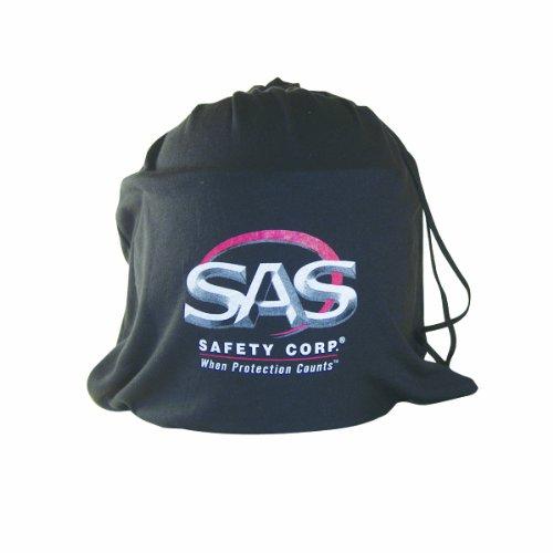 SAS Sicherheit 5145–20Faceshield, Aufbewahrungstasche, 16x 40,6cm -