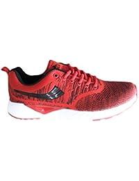Bolf Red Running Sports Shoe For Men's