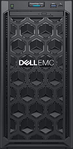Dell PowerEdge T140 (8T0R6) Server-System, schwarz