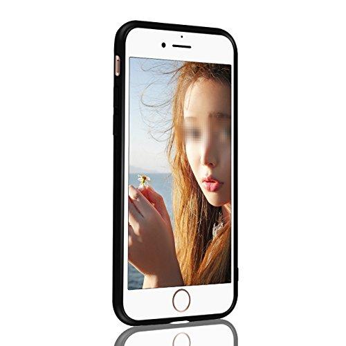 """Case avec Marble Effect Naturel pour iphone 6 Plus /6S Plus (5.5"""") , Sunroyal Marble Pattern Dual Layer PC Souple Silicone TPU Coque Shell Flexible Soft Caoutchouc Gel coquille Etui Housse Motif Marbr Couleur 13"""