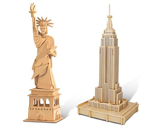 puzzled-the-statue-of-liberty-snd-empire-state-building-wooden-3d-puzzle-cons