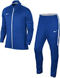 Nike M Nk Dry Acdmy Trk Suit K Chándal, Hombre, Azul (Paramount Blue / Paramount Blue / White), L