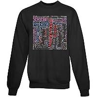 Billion Group | Capital Cities Cloud Baghdad | City Collection | Women's Unisex Sweatshirt