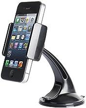 IBRA - Soporte de Smartphone para Coche con Ventosa