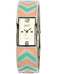Eton Damen-Armbanduhr 3153L-CRMT