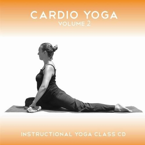 Cardio Yoga, Vol. 2: Instructional Yoga Class CD with Guide Booklet by Sue Fuller (2009-10-01)