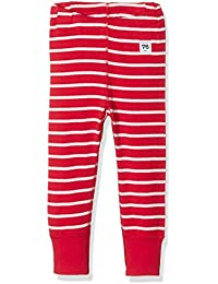 Polarn O. Pyret Baby Striped Leggings Trouser