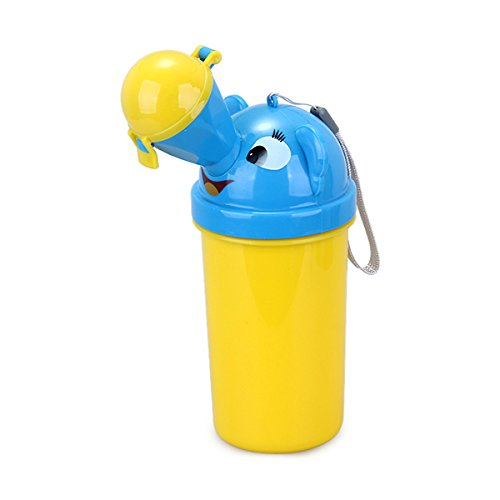 OULII Kid Portable Potty Trainner urinoir Toddler toilette pipi pour Camping voiture voyage Outddoor