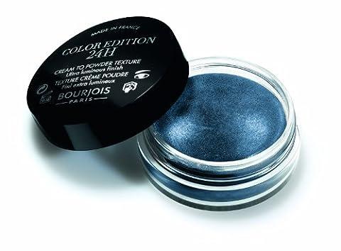 Bourjois Color Edition 24h- Bleu ténébreux 06
