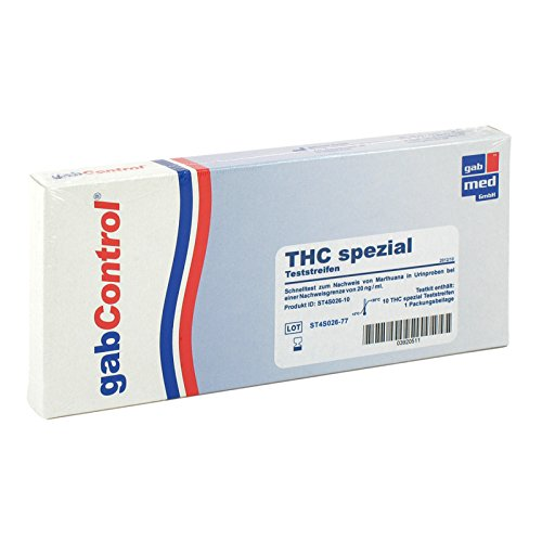 Drogentest Thc 20 spezial 10 - Drogentest Thc Urin