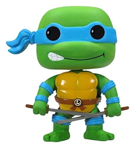 Funko 3342 No POP Vinylfigur: Teenage Mutant Ninja Turtle: Leonardo