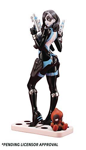 Kotobukiya Marvel Domino Bishoujo Estatua