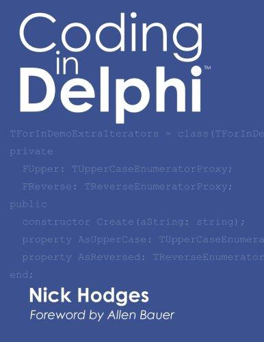 Manual programación Delphi