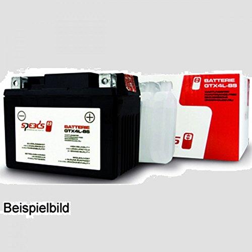 Speeds Motorrad Roller Batterie wartungsfrei GTX7A-BS