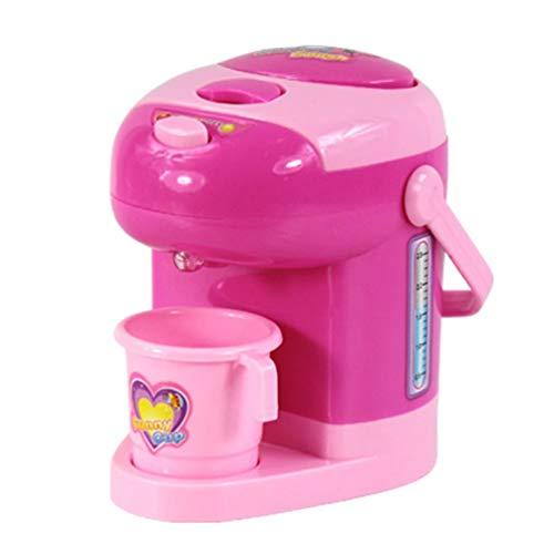 Simulierte Haushaltsgeräte Wasserspender für Kinder - Pink