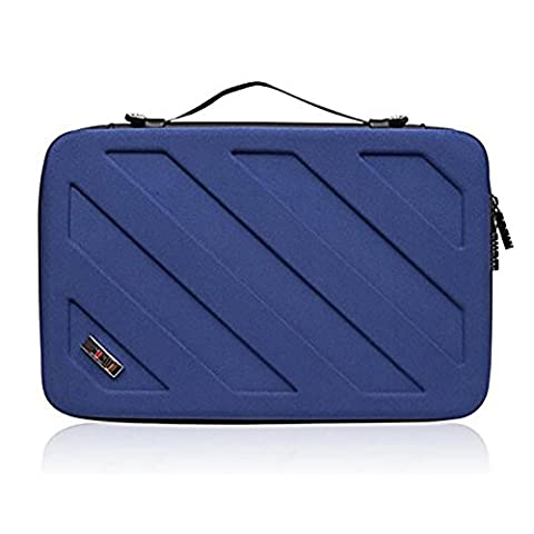 BUBM Shockproof Carrying Case for Gopro Hero 4, 3+, 3, 2, 1 and Accessories - Tailor the Case to Your Unique Needs - Ideal for Travel or Home Storage,Large