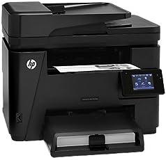 HP Laserjet Pro MFP M226dw Printer (Print, Scan, Copy, Fax, Wireless, Duplex, ePrint)