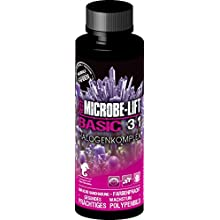 MICROBE-LIFT 9137 Basic 3.1 Halogen Complex Highly Concentrated for Improved Coral Colours, 118 ml