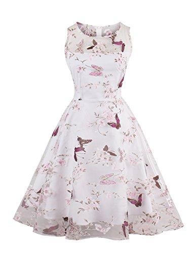 VKStar-Vintage-1950s-Floral-Spring-Garden-Party-Picnic-Retro-Swing-Cocktail-Dress-for-Women