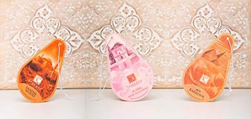 BAKHOUR Parfum coton karamat Auto Arbre Magique Parfum