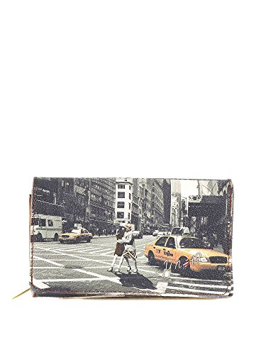 Portafoglio donna Y Not - G364 Walk in New York