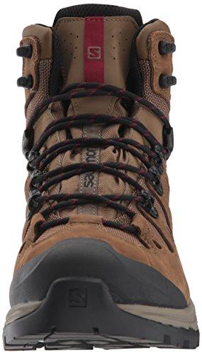 4D Tex Botte Marche Salomon Quest Gore SS18 de brown 3 OIwxXqBn45