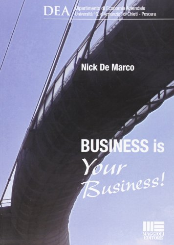 Business is your business!