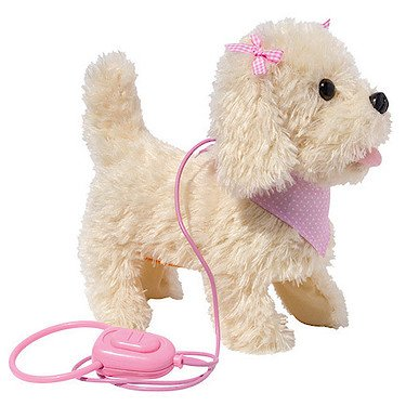 Pitter Patter Pets – Walk Along Puppy – Interaktives Hündchen