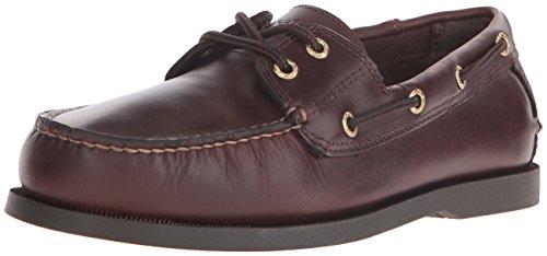 7d0e636fc6f5 Chaussure Bateau Vargas pour Homme, Raisin, 12 W US