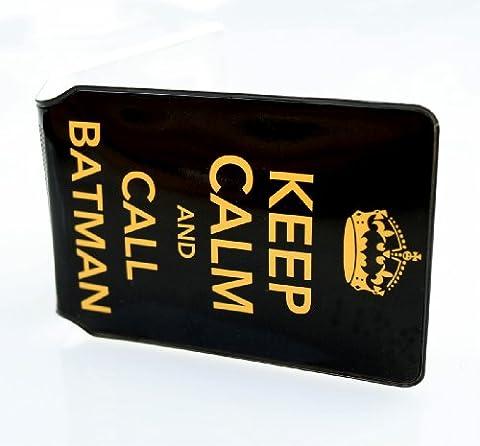 Keep Calm and Call Batman porte-cartes Oyster