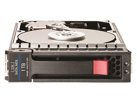 HP 1TB Hot-Plug Serial ATA (SATA) Hard Antriebs 7200RPM, 3GB/S Übertragungsrate, LFF 3,5Form Factor Drive Modell: mb1000ecwcq -