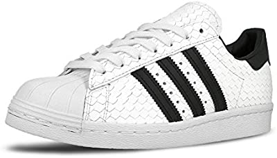 ADIDAS SUPERSTAR 80S BLANCO/NEGRO