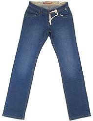 """ELEMENT """"Stretch"""" femme jeans droit Jean (bleu)"""