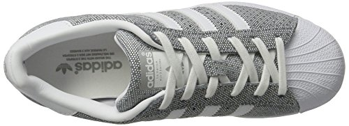 adidasSuperstar W - Pantofole Donna Grigio (Clonix/ftwwht/ftwwht)