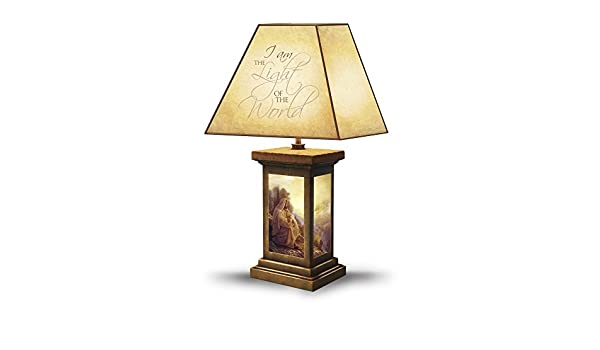 Light Of The World' Faith Lamp
