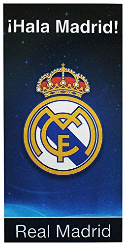 Real Madrid Duschtuch 150x75cm Badetuch Strandtuch RM17_1106 -