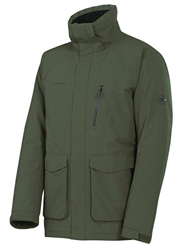 Mammut Orford Jacket Men - Wasserdichte Winterjacke mangrove
