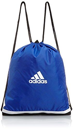 adidas Sportbeutel Tiro, Bold Blue/White, 40 x 50 x 2 cm, 10 Liter, S30277