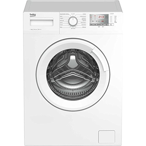 Beko WTG921B2W A+++ Rated Freestanding Washing Machine - White