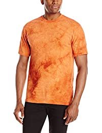 The Mountain Unisexe Adulte Delave Mandarine T Shirt